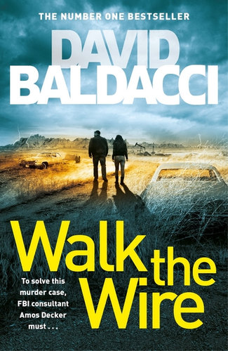 Walk the Wire By: David Baldacci $27.35 RRP $32.99 (17% off)