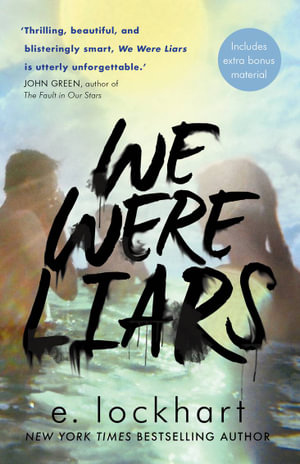We Were Liars by E. Lockhart $14.95 RRP $19.99 (25% OFF)