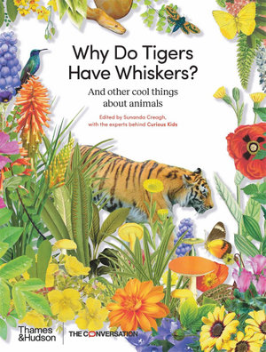Why Do Tigers Have Whiskers? by Sunanda Creagh (Editor), Clare Celeste (Illustrator) $21.25 RRP $24.99 (15% OFF)