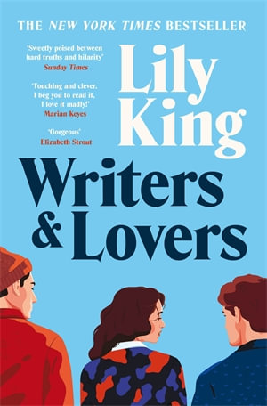 Writers & Lovers by Lily King $17.75 RRP $19.99 (11% OFF)